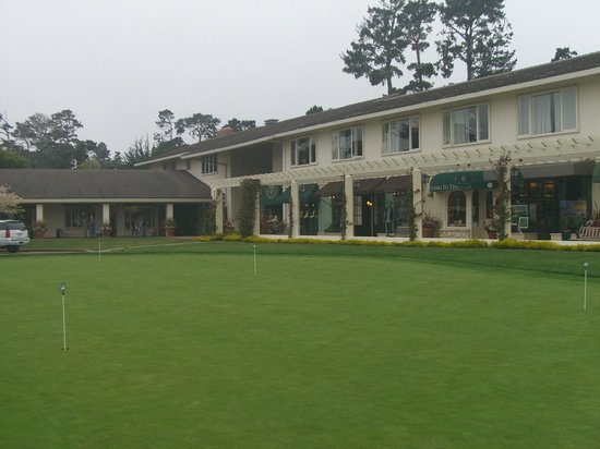 The Lodge at Pebble Beach: garden lodge