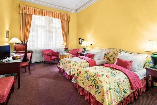 Hotel Le Palais Prague: Executive Room Twin