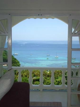Belmont, Bequia: Living Room