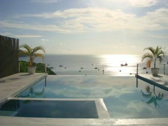 Belmont, Bequia: Infinity Pool
