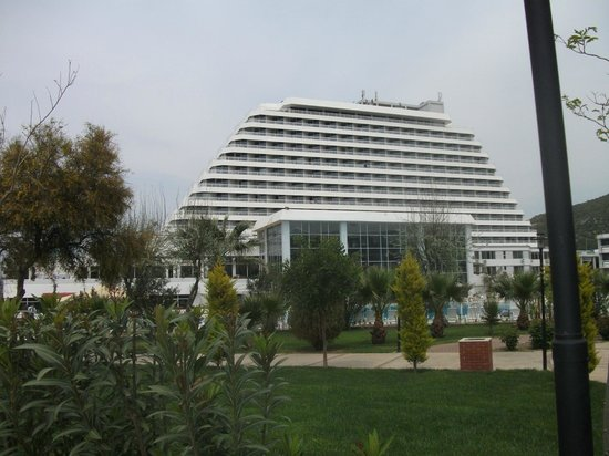 Surmeli Efes: Hotel