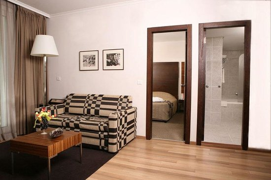 Crowne Plaza Tel Aviv: Junior Suite