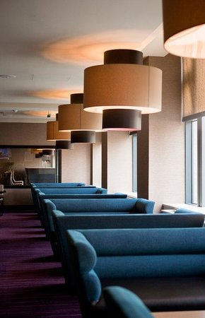 Jurys Inn Christchurch: Jurys Inn Christchuch Bar