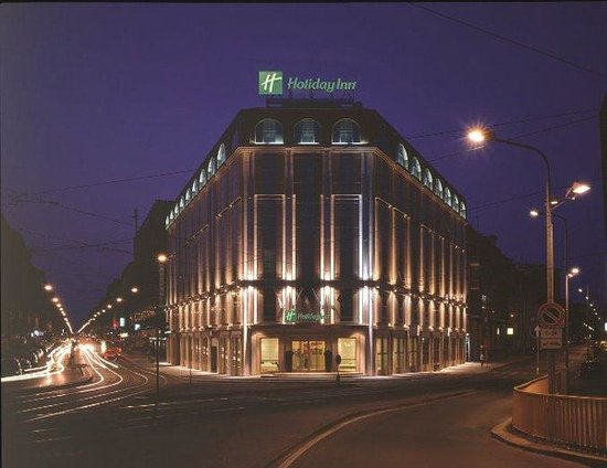Holiday Inn Milan - Garibaldi Station: Exterior Feature