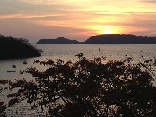 Hilton Papagayo Costa Rica Resort &amp; Spa: sunset view
