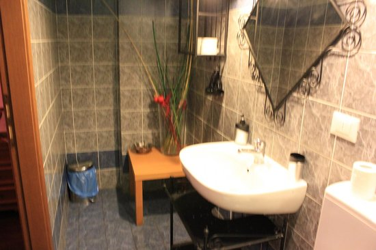Old Tower B&B: Assenza di bidet