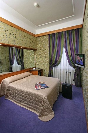Hotel Arcangelo: Single Room