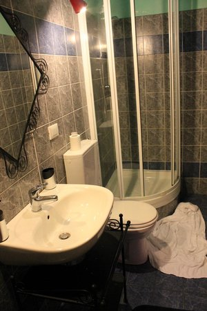 Old Tower B&B: Bagno