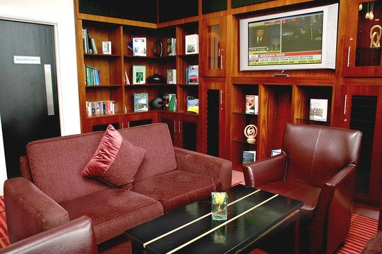 Crowne Plaza Hotel Dublin-Northwood : Club Floor Lounge