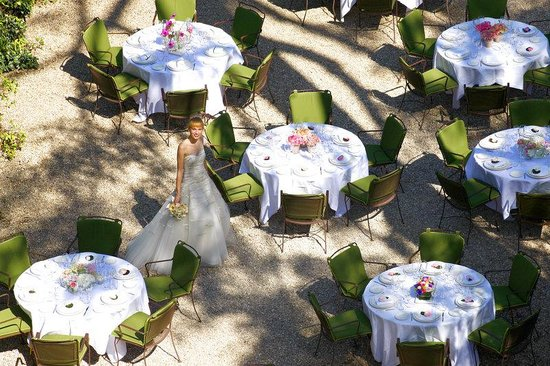 Wedding at Hotel De Russie
