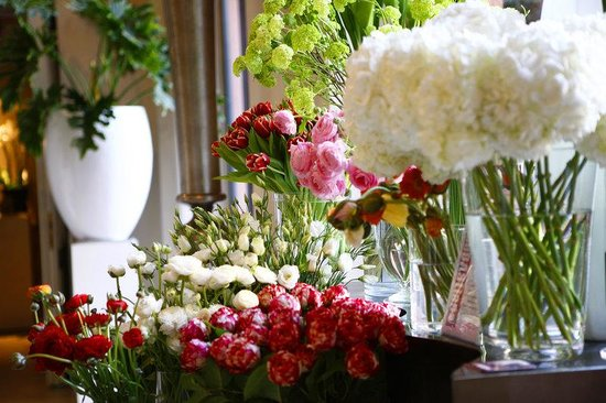 Hotel De Russie: Flower Boutique