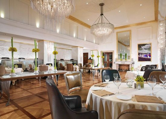 The Westin Excelsior, Rome: Doney Restaurant
