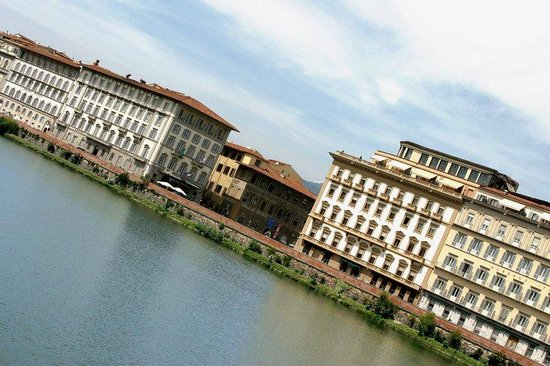 The Westin Excelsior Florence: Arno River