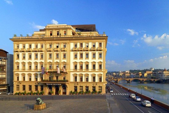 The Westin Excelsior Florence: Exterior