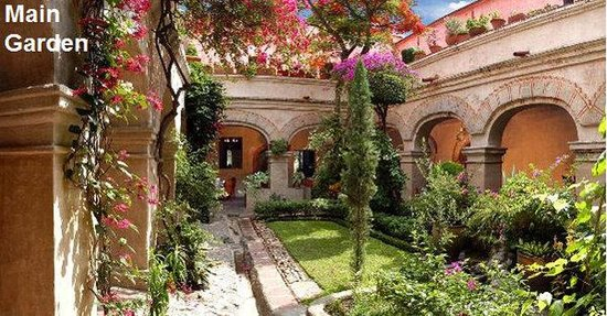 Quinta Real Oaxaca: Property Amenity