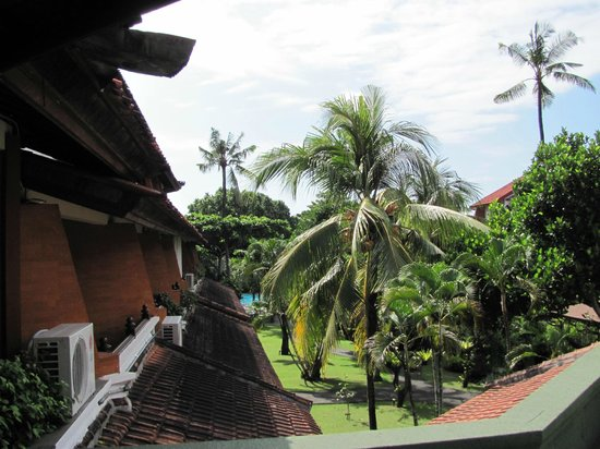 Melia Benoa: View from room 8210