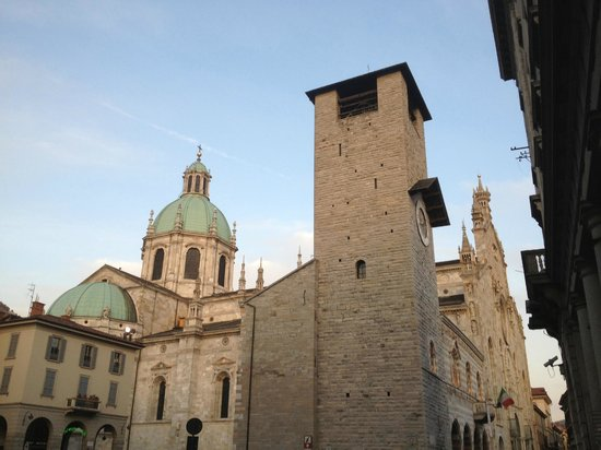 Lombardia, Włochy: the Great Duomo