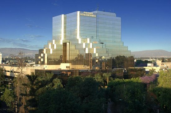 Presidente InterContinental Guadalajara : Hotel Exterior 