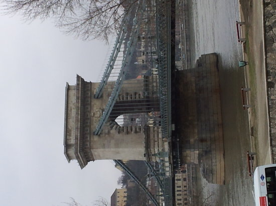 InterContinental Budapest : Chain Bridge