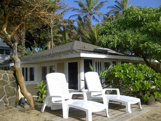 Hauula, HI: Sea Spray Cottage