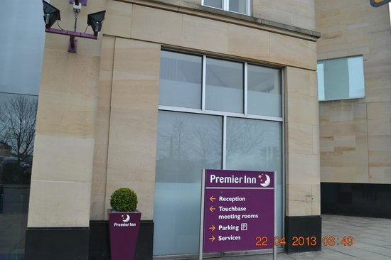 Premier Inn Edinburgh City Centre - Haymarket: Premier Inn