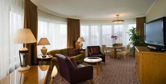 Sheraton Warsaw Hotel: Executive Suite