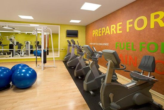 Sheraton Warsaw Hotel: Fitness