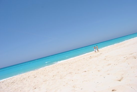 Borg El Arab, Egypte: La spiaggia