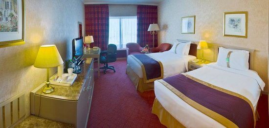 Holiday Inn Jeddah Al Salam: Double Bed Guest Room