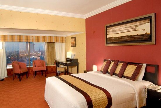 Holiday Inn Jeddah Al Salam: Suite