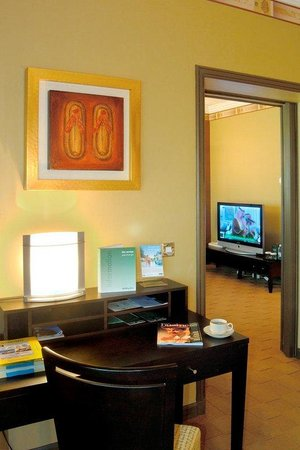 Holiday Inn Jeddah Al Salam: Junior Suite