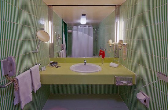 Holiday Inn Jeddah Al Salam: Guest Bathroom