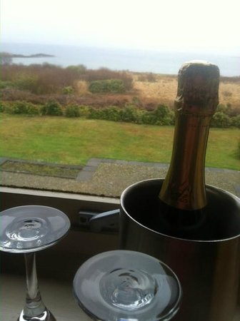 Isle of Mull Hotel & Spa: View from room...