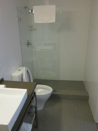 B2 Miami Downtown: bathroom