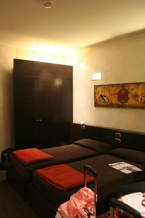Accademia Hotel: habitacion 115
