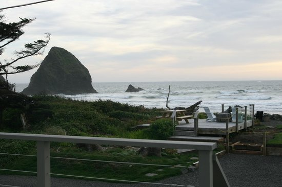 Ocean Point Inn &amp; Spa: View from the deck