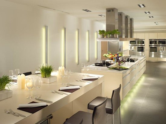 Swissotel Berlin: Cooking Studio 44