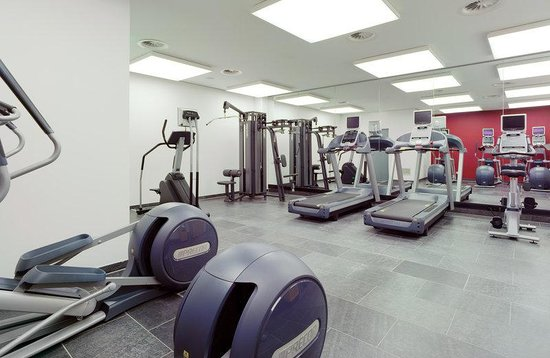 Swissotel Berlin: Fitness Suite
