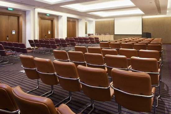 Crowne Plaza London - The City: Meeting Room