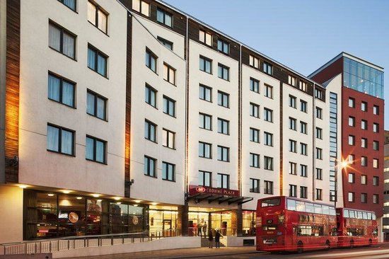 Crowne Plaza London Shoreditch : Hotel Exterior