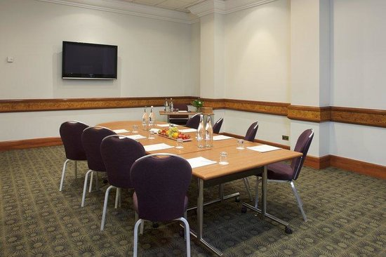 Holiday Inn London - Kings Cross / Bloomsbury: The Marylebone Room
