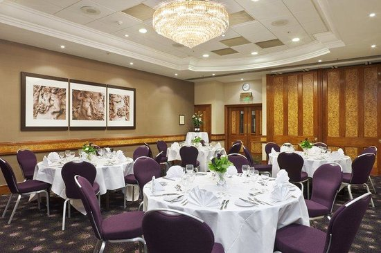 Holiday Inn London - Kings Cross / Bloomsbury : The Russell Room