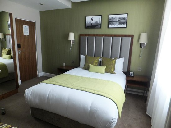 The Belgrave: Executive Double Room