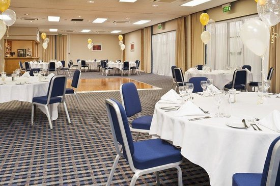 Holiday Inn Taunton M5, Jct. 25: Banquet Room
