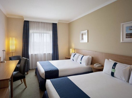 Holiday Inn London - Brent Cross: Twin bedded Guest Room
