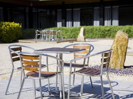 Holiday Inn Bristol - Filton: Conference patio