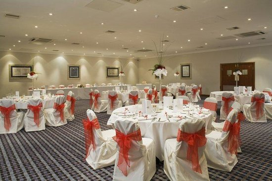Holiday Inn Bristol - Filton: Wedding