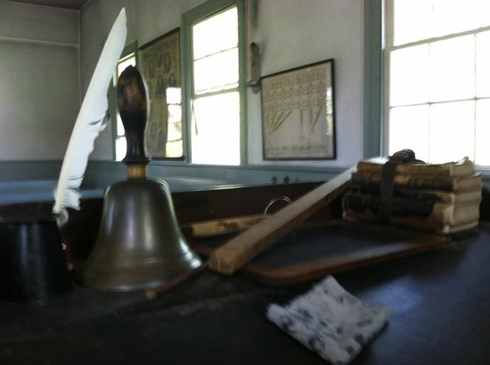 One Room School House Watch The Switch Picture Of Old Bethpage Village Restoration Old