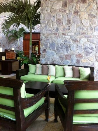 Four Seasons Resort Costa Rica at Peninsula Papagayo: Lobby