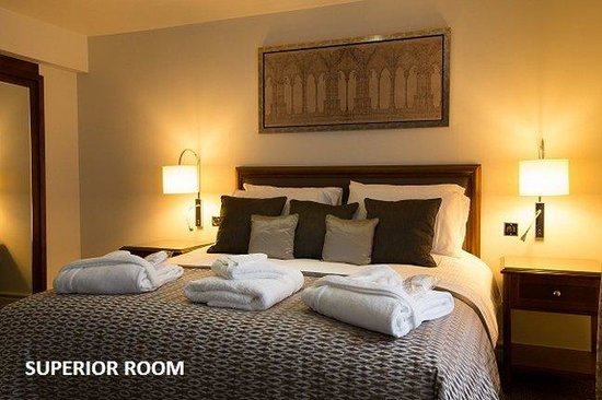 Bailbrook House: Room Front Superior Tag